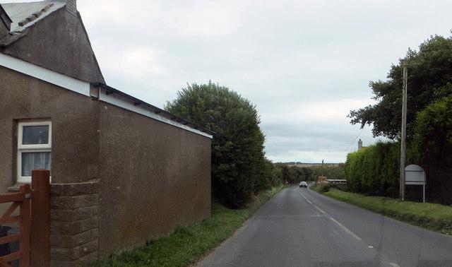 Near Perranporth