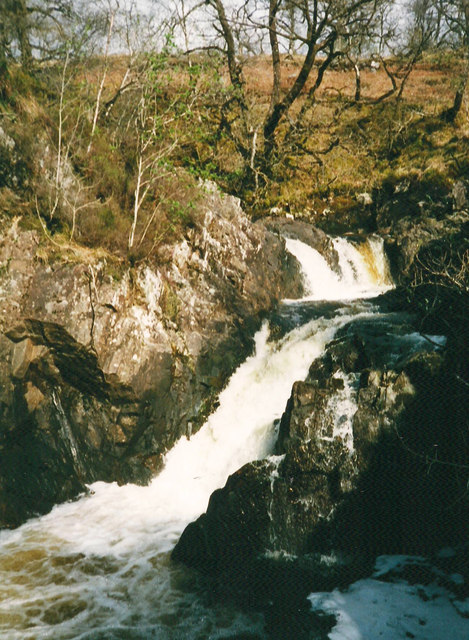 Waterfall, Black Water
