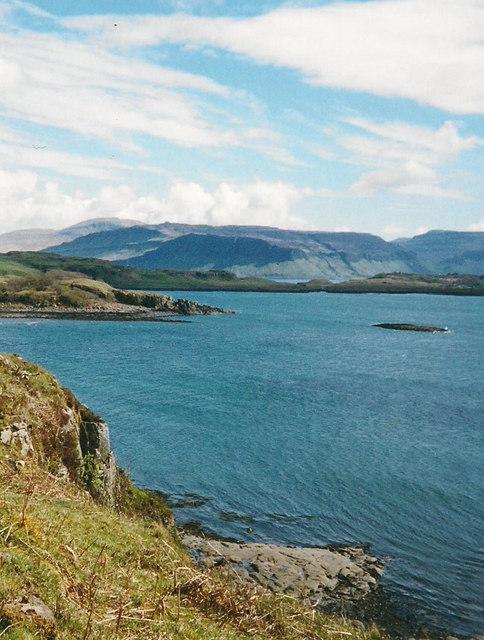 Camus an Lagain, Loch Tuath