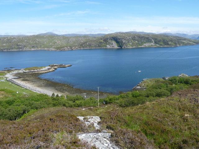Kerrachar Bay