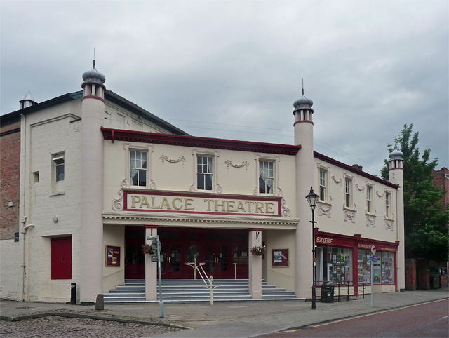 Palace Theatre, Appleton Gate, Newark-on-Trent