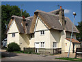 TL4052 : Haslingfield: Leigh Cottage by John Sutton