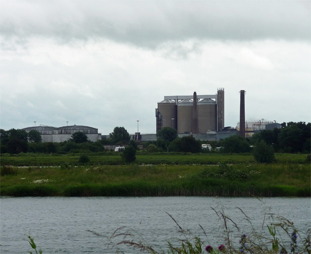 Sugar factory, Newark-on-Trent