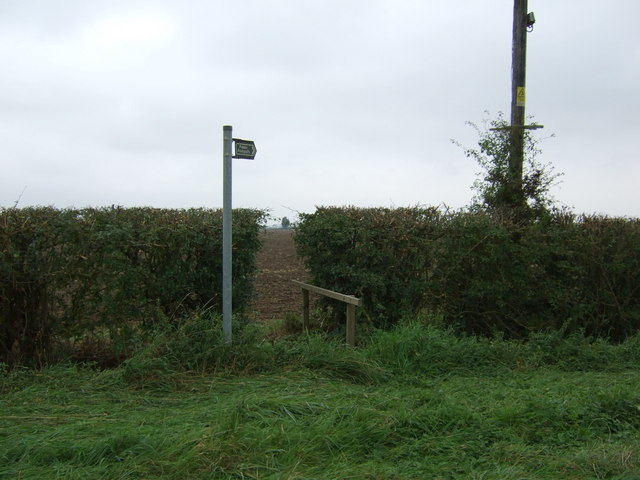 Footpath off National Cycle Route 1