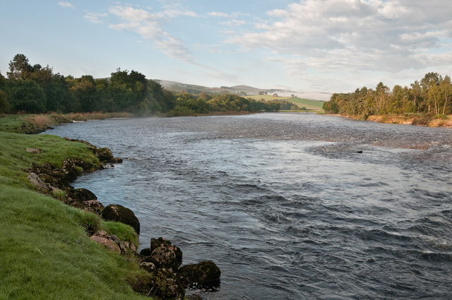 The River Dee at Birse