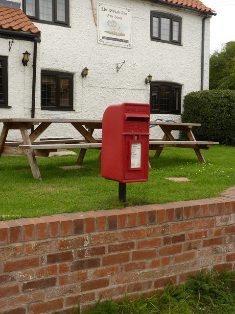South Leverton postbox ref DN22 60