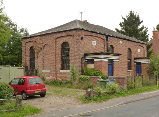 South Leverton Methodist Chapel and Sunday School