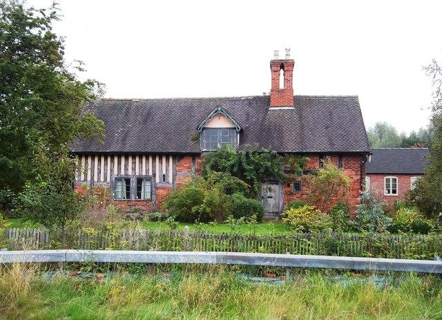 Timber-framed Cottage on Flackets Lane