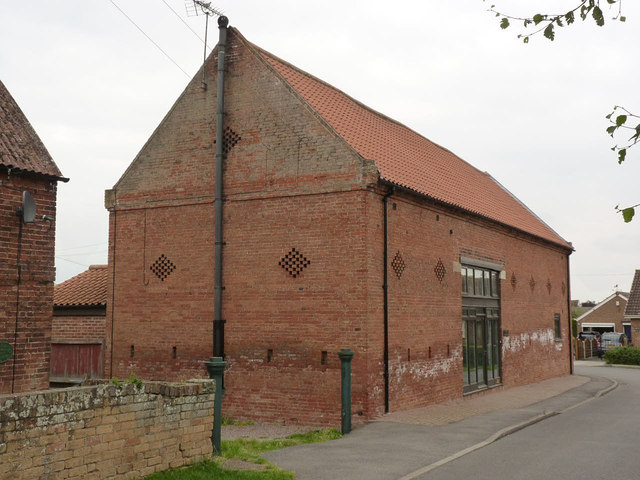 Barn at Meeting House, South Leverton