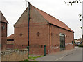 SK7880 : Barn at Meeting House, South Leverton by Alan Murray-Rust