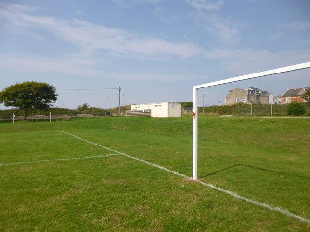 Grove, football pavilion