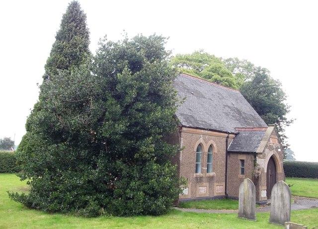 Chapel on the Hill, Somersal Herbert