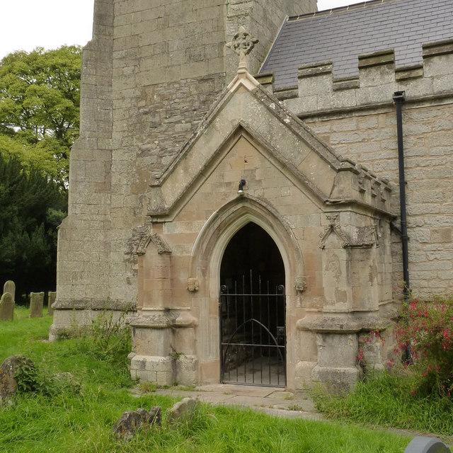 Church of St John the Baptist, Treswell