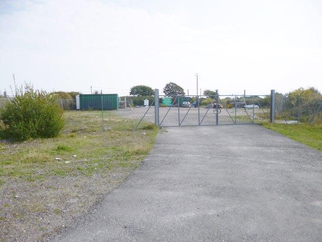 Grove, former recycling centre