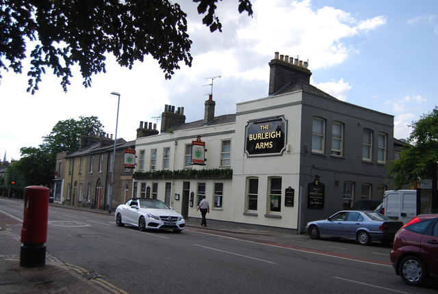 The Burleigh Arms