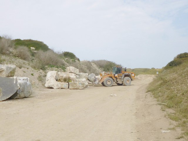 Admiralty Quarries, stone moving