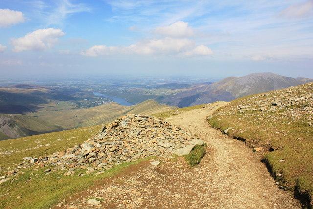 The Llanberis Path