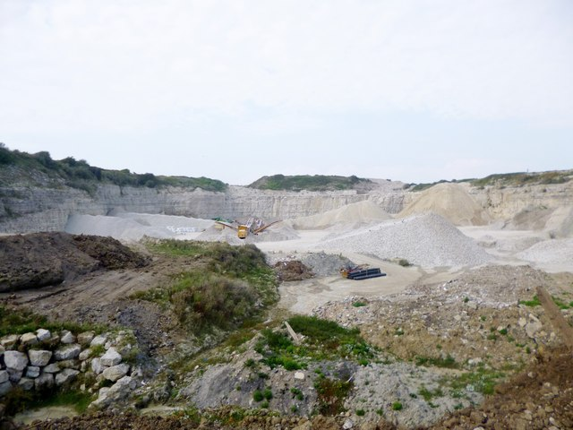 Admiralty Quarries