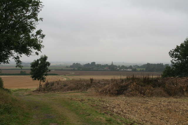 Path to Aisthorpe