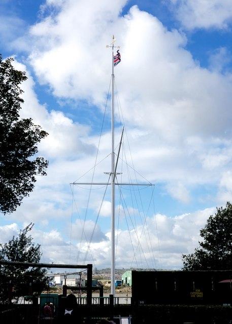 Admirals Walk Yard Arm Chatham Dockyard