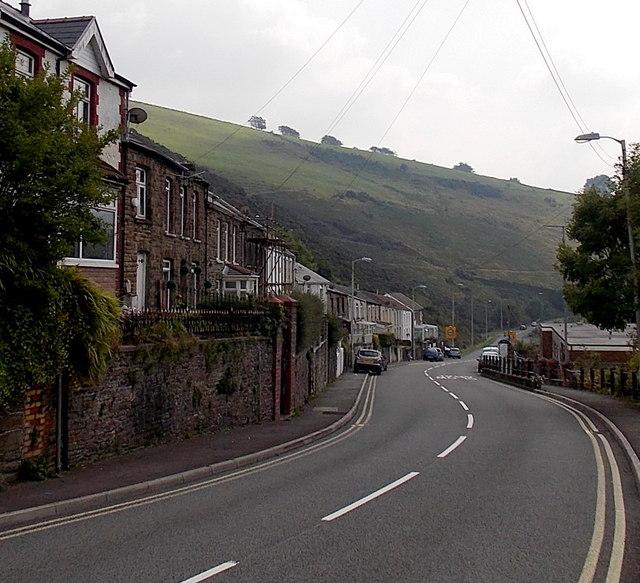 Cuckoo Street houses, Pant-y-Gog