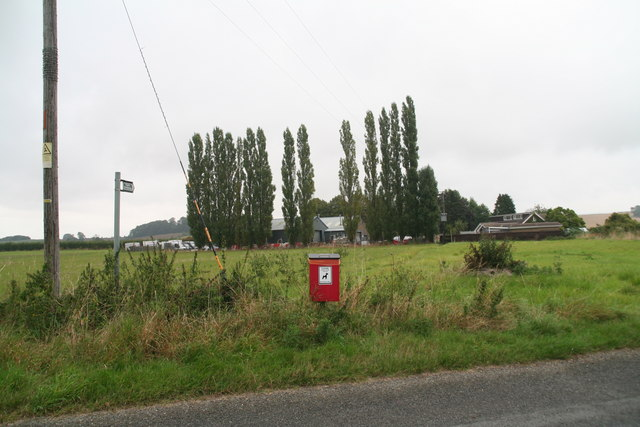 Bridleway from Aisthorpe