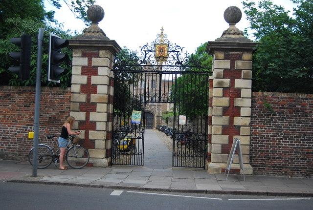 Gates, Jesus College