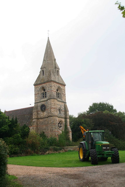 What is to become of Aisthorpe's church
