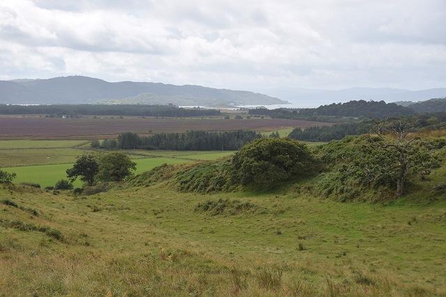 Field above Killinochonoch