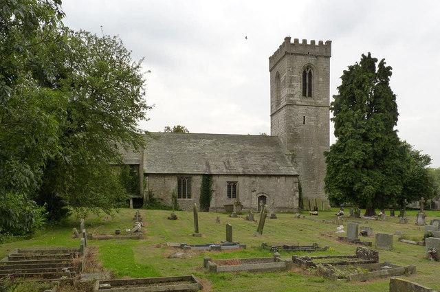 Church of All Saints, Rampton