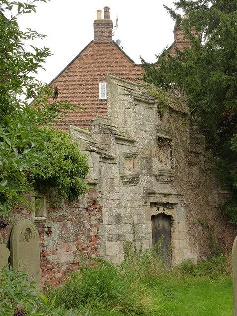 Gateway to Manor Farm, Rampton