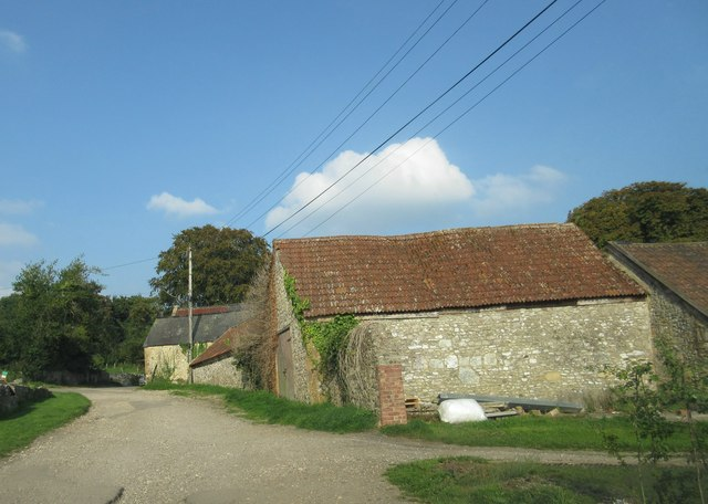 Stone barn - Wayford