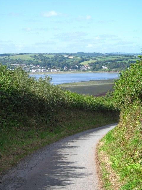 Lane to Pentowyn