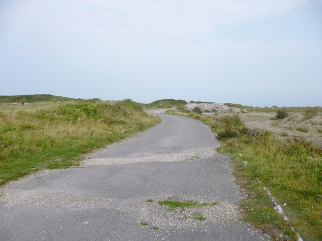 Grove, disused road