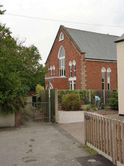 Former Methodist Chapel, Rampton