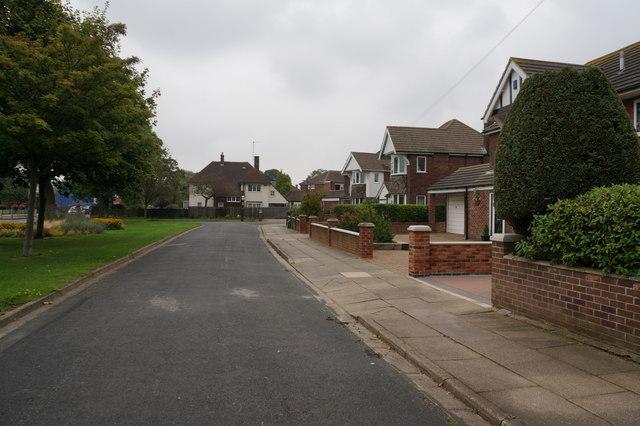 Heron Close off Weelsby Road