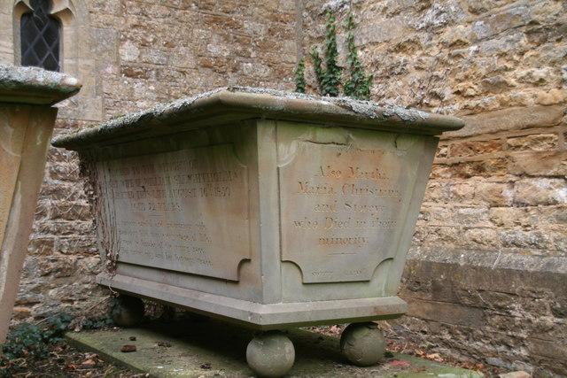 Margaret Sleightholm: ode to female virtue in Scampton churchyard