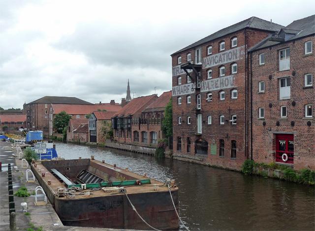 The Basin, Newark-on-Trent