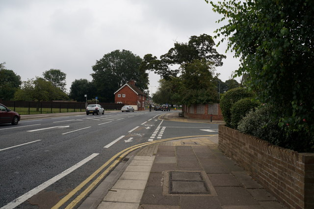 The A46 Weelsby Road