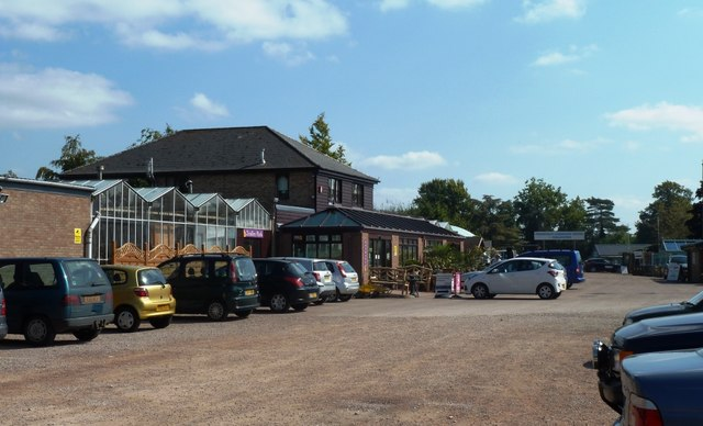 Pengethley Garden Centre