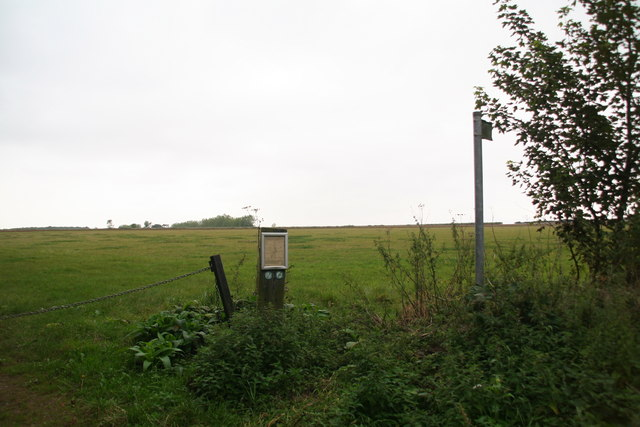 Permissive Access to a field north of Brattleby