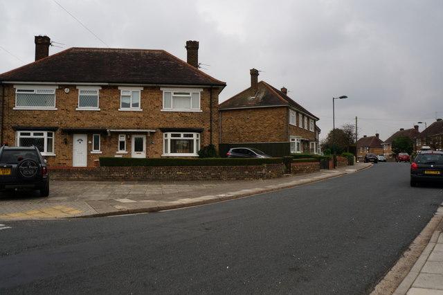 Houses on Windsor Road, Cleethorpes