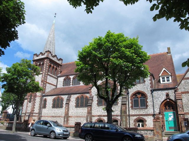 One Church, Florence Road / Southdown Avenue, BN1