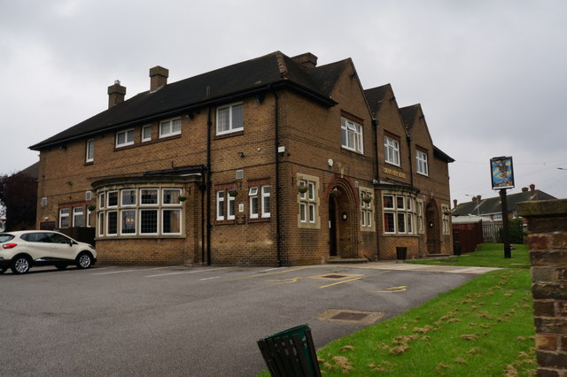 The Crows Nest Hotel on Balmoral Road