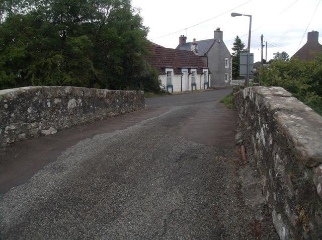 Old bridge at Chartershall