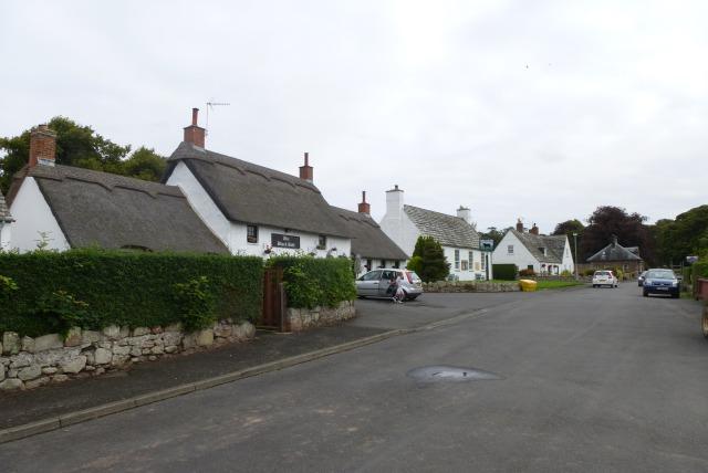 Etal village