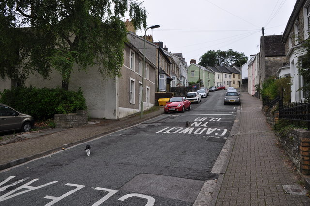 Bridgend : Newcastle Hill