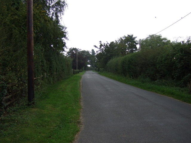 Heading north from Stainton by Langworth