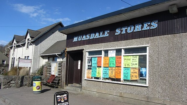 Muasdale Stores