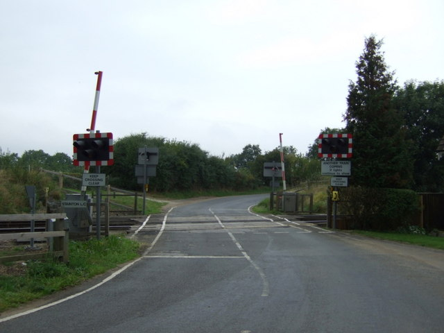 Stainton Level Crossing